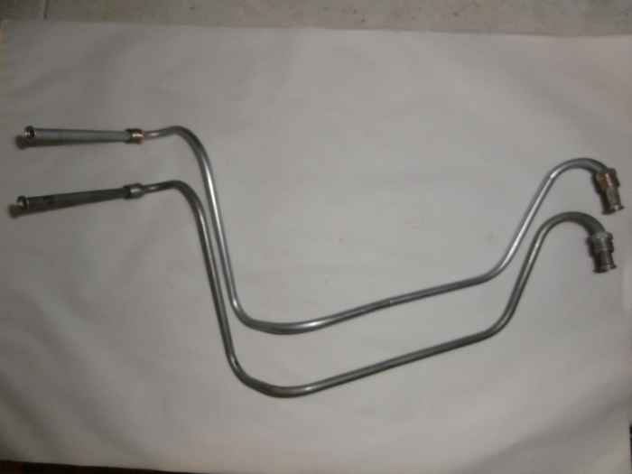 308 Fuel Pipe Pump-Carb, Suit Holden HT HG