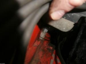 Holden HK HT HG HQ Monaro GTS 307 327 350 Oil Pressure Sender Adapter 7448744