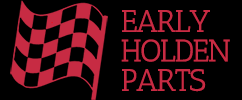 Early Holden Parts Logo